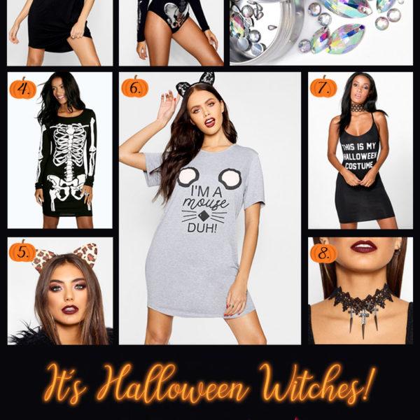 Snygga outfits till halloweenfesten – För den som inte orkar klä ut sig