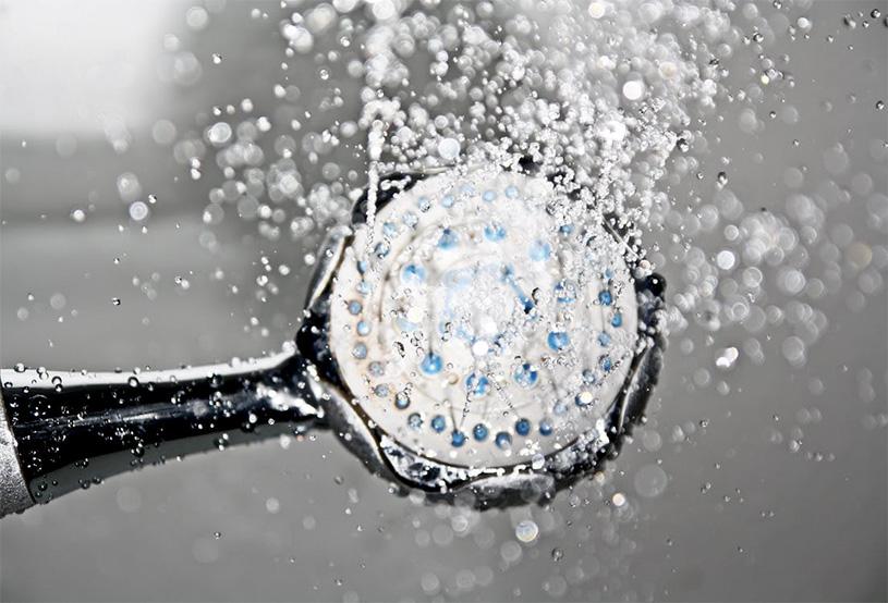 Förkorta dina duschar