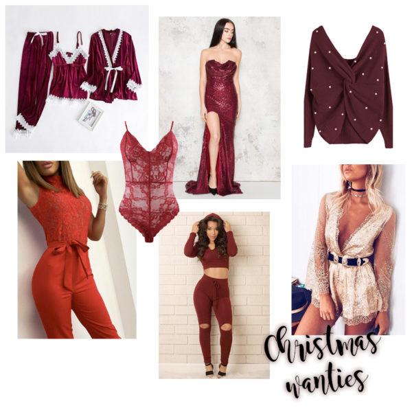 Christmas wanties från Dennis Maglic