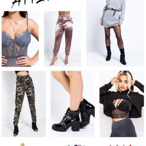 Get some attitude – Snygga kläder med attityd
