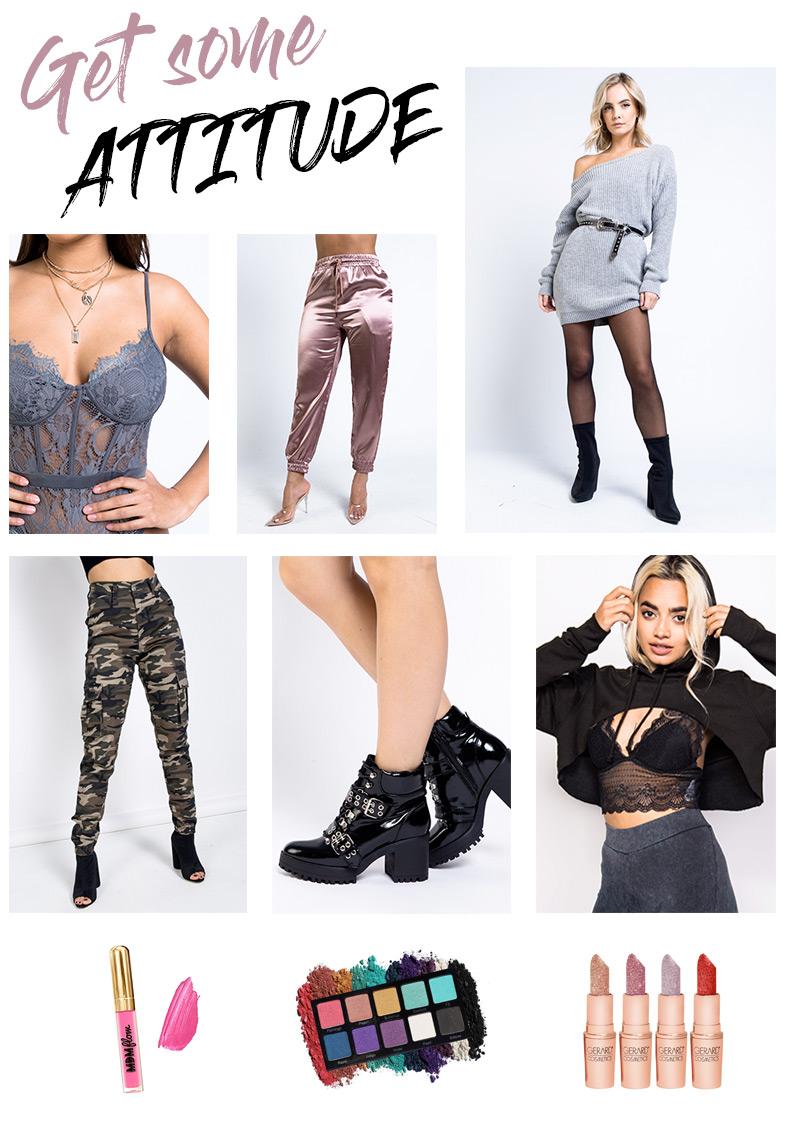 Kläder med attityd från MADLADY
