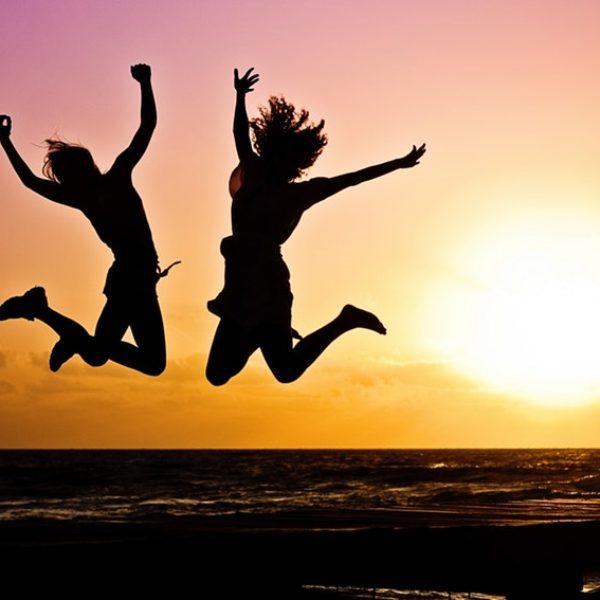 17 anledningar till att vara lycklig just idag – Oavsett vad
