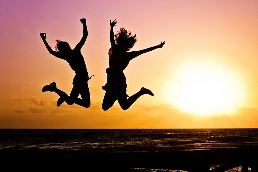 17 anledningar till att vara lycklig just idag - Oavsett vad