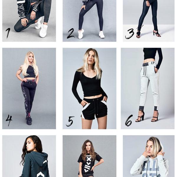 Edgy streetwear: Betala för 2 och få 4 hos Elly Pistol!